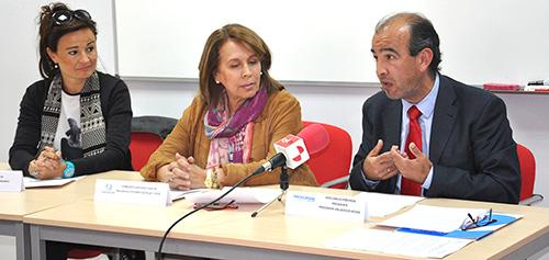 Firma convenio, Cocemfe Castilla y León